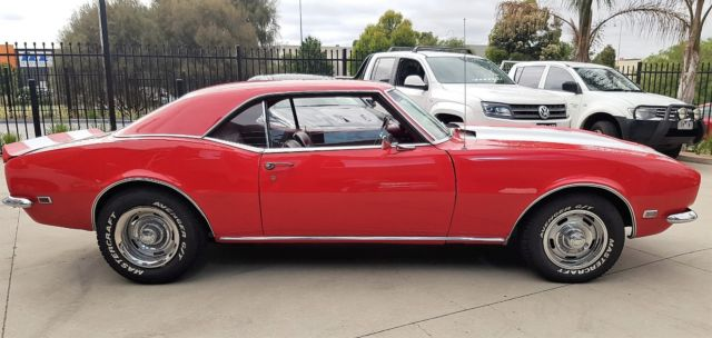 1968 Chevrolet Camaro 350 SS Coupe 4speed manual with Hurst shift