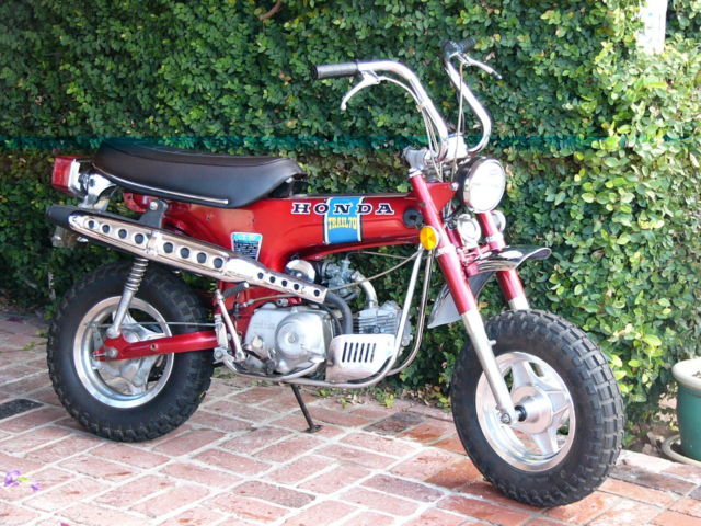 1972 Honda CT70 Mini Trail 70 CT K1