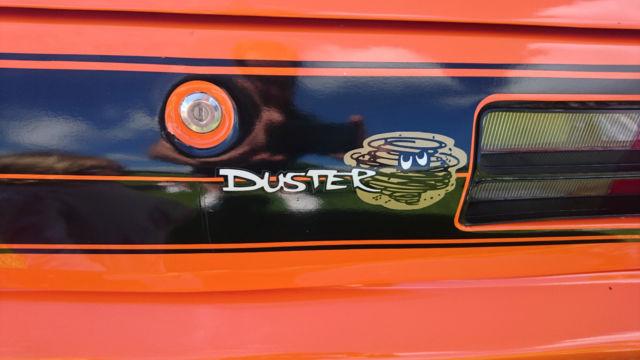 1972 PLYMOUTH DUSTER 360 V8 STREET/STRIP CAR MOPAR For Sale Hull