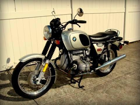 1975 BMW R90/6 R90 /6 25k Original Miles - Project