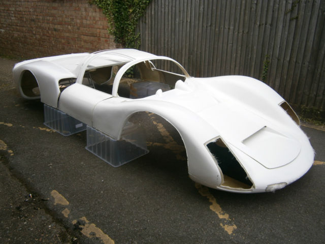 Porsche 906 Carrera Bodywork, New, Unused
