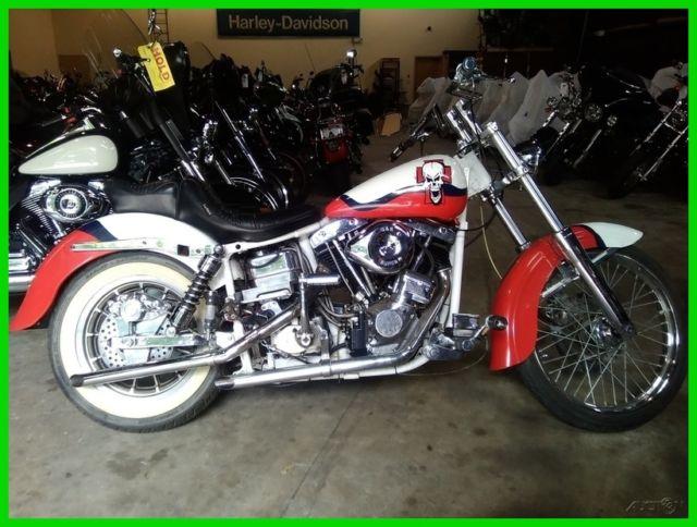 1981 Harley-Davidson® SHOVELHEAD