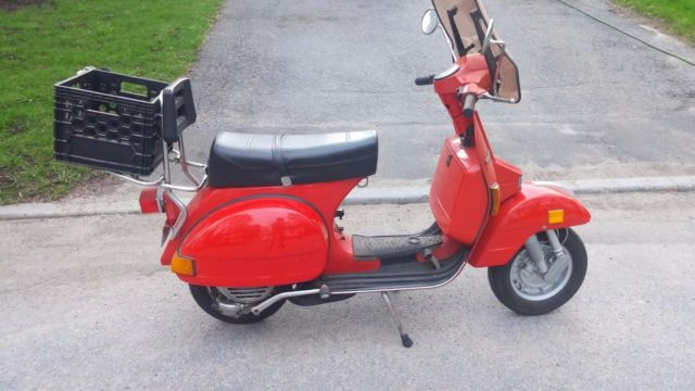 Other Makes: Vespa PX 150 E For Sale Ottawa, Ontario, Canada