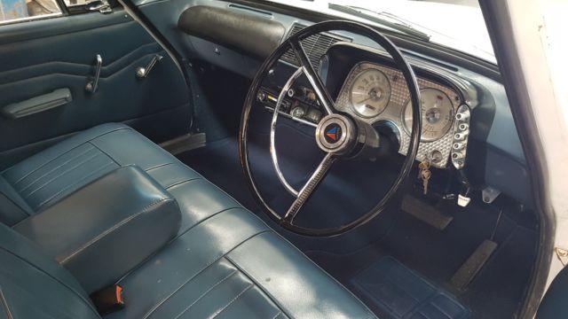 1962 Chrysler Valiant S-Series Auto Sedan Immaculate