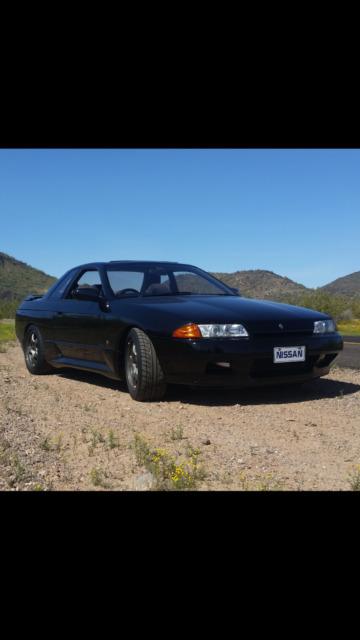 1990 Nissan Skyline R32 GTS-4 ***NO RESERVE***
