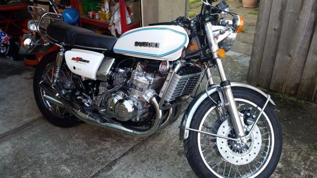 SUZUKI GT750J KETTLE