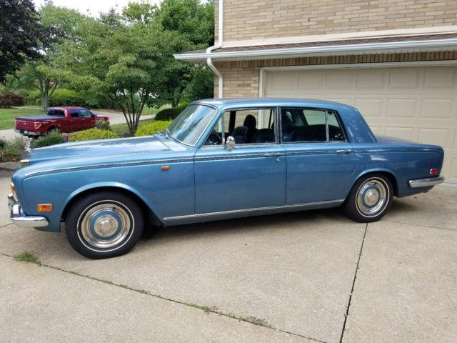1972 Rolls-Royce Silver Shadow w/22k Miles