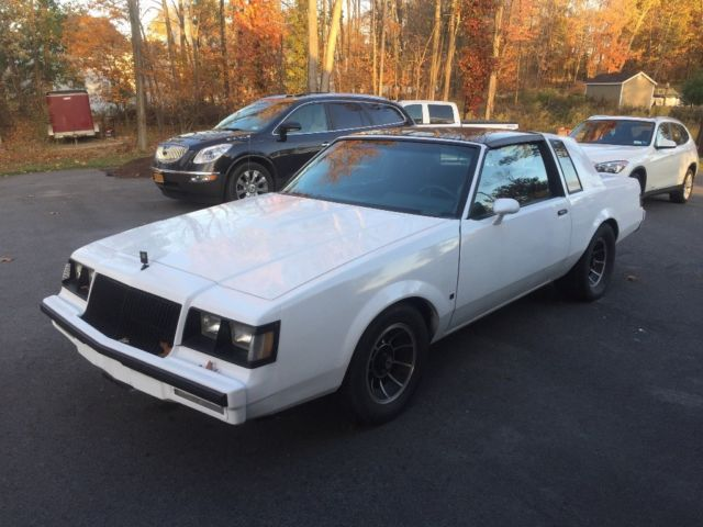 1987 buick regal type-t
