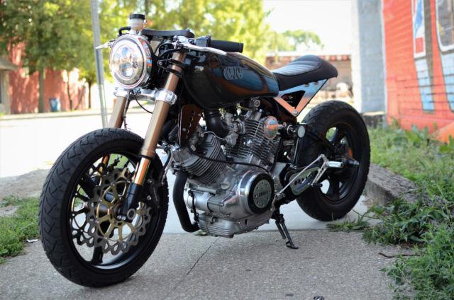 1984 Yamaha Virago 1000 Bobber   hobbiesxstyle