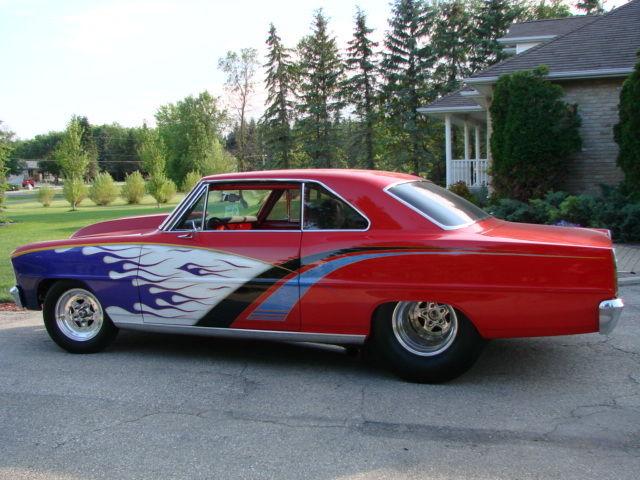 Chevrolet : Nova 2 Door Coupe