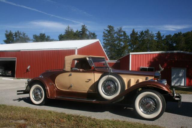 1934 Replica/Kit Makes