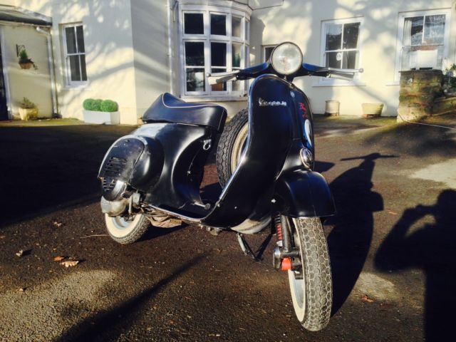 Vespa Douglas Scooter Special 100cc For Sale Lyonshall