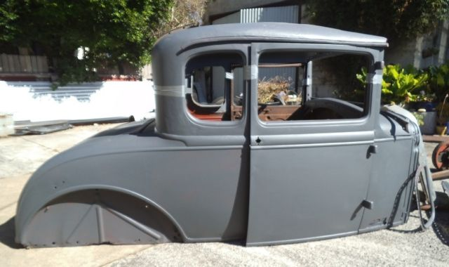 1930 31 Ford A Model Coupe Not 32 34 Hot Rod Can Be Delivered To