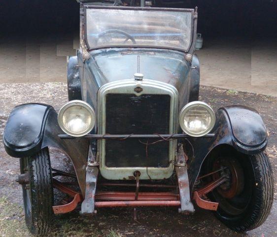 RARE  Vintage NASH 1923 Tourer