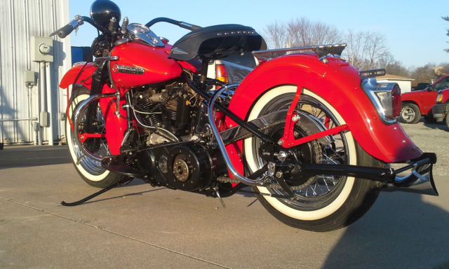 1947 Harley-Davidson Other