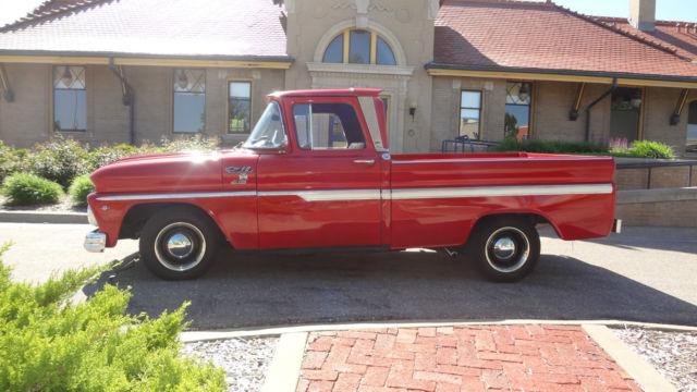 1962 Chevrolet C-10 Custom Fleetside Short bed