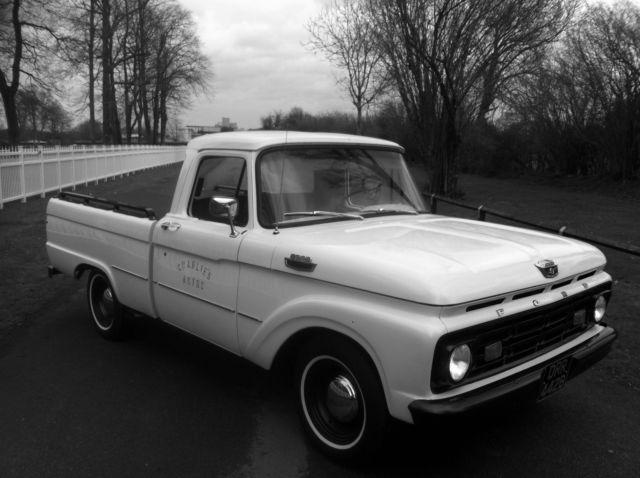 FORD F100   PICK UP  1964   SHOW WINNER