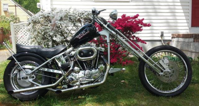 1967 Custom Built Motorcycles Chopper