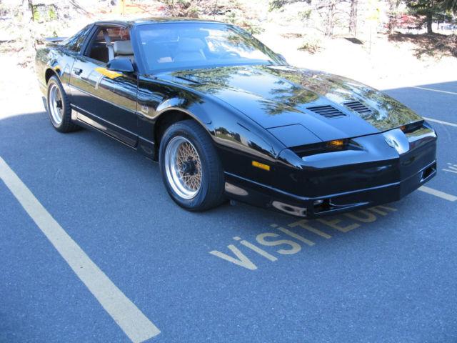 Pontiac : Trans Am