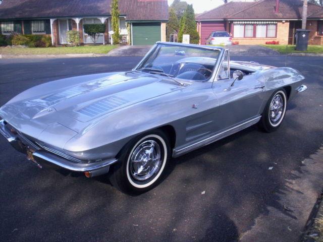 1963 Chevrolet Corvette Stingray - May take part trade.