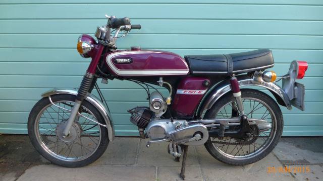 Yamaha FS1E Original condition unrestored