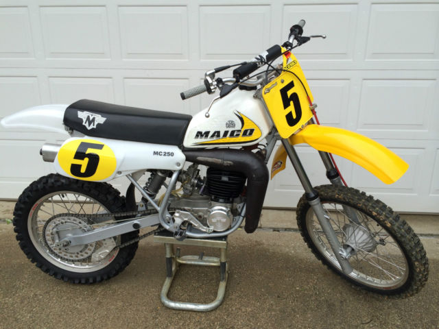 1982 Other Makes maico