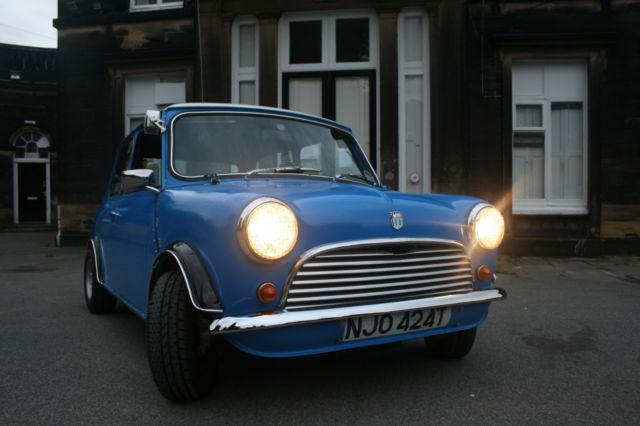 1978 Austin Morris Classic Mini