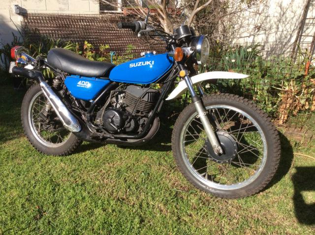 Suzuki TS400 1977 TS 400