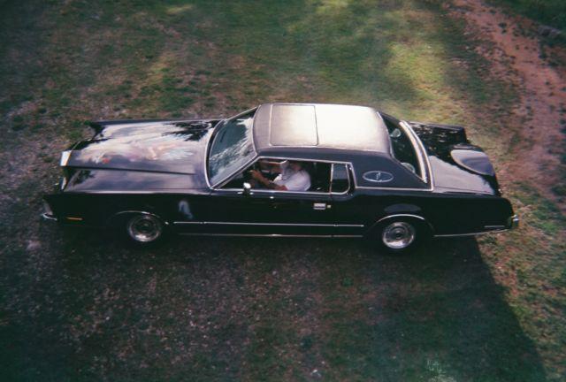 1973 Lincoln Mark Series