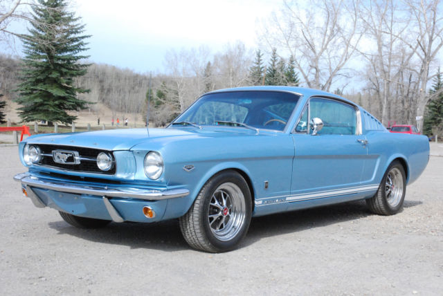 Ford : Mustang GT Fastback