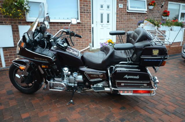 Honda gold wing 1985 for sale / find or sell motorcycles.