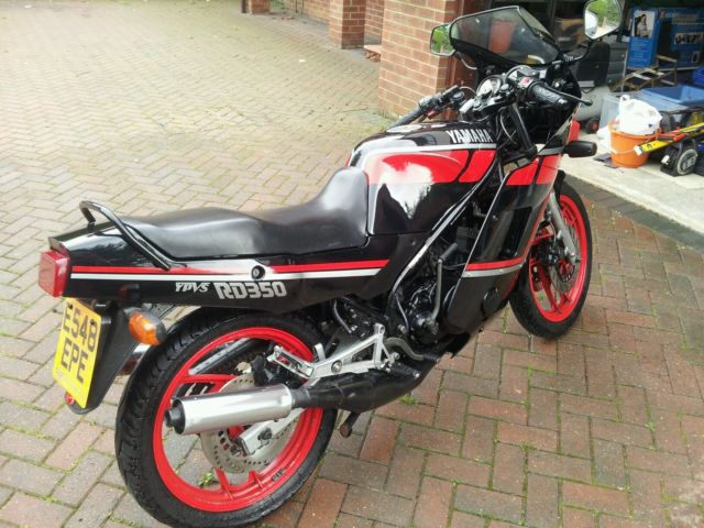 Yamaha RD350 YPVS F2 1987 For Sale Ryde,, Isle of Wight, United