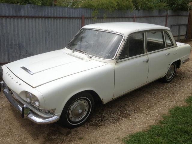 1966 Triumph 2000 Mk 1 - Rare