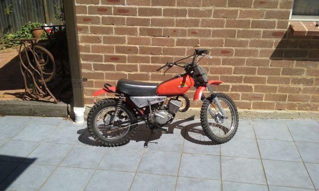 Honda MR50 Elsinore mini bike