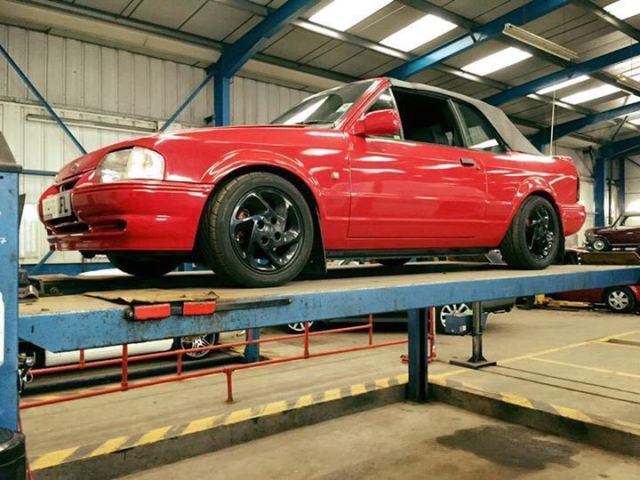 1990 XR3I CABBY RS TURBO