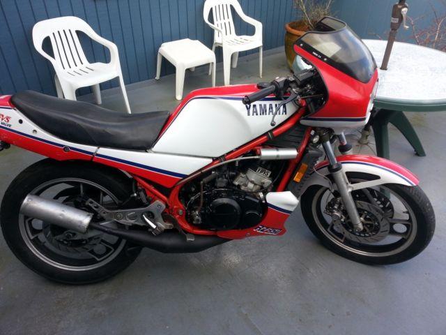 1984 Yamaha RZ350 For Sale Seattle, Washington, United
