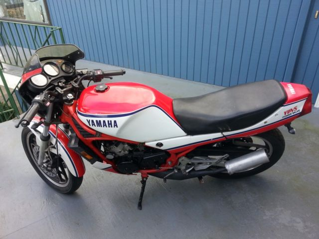 1984 Yamaha RZ350 For Sale Seattle, Washington, United