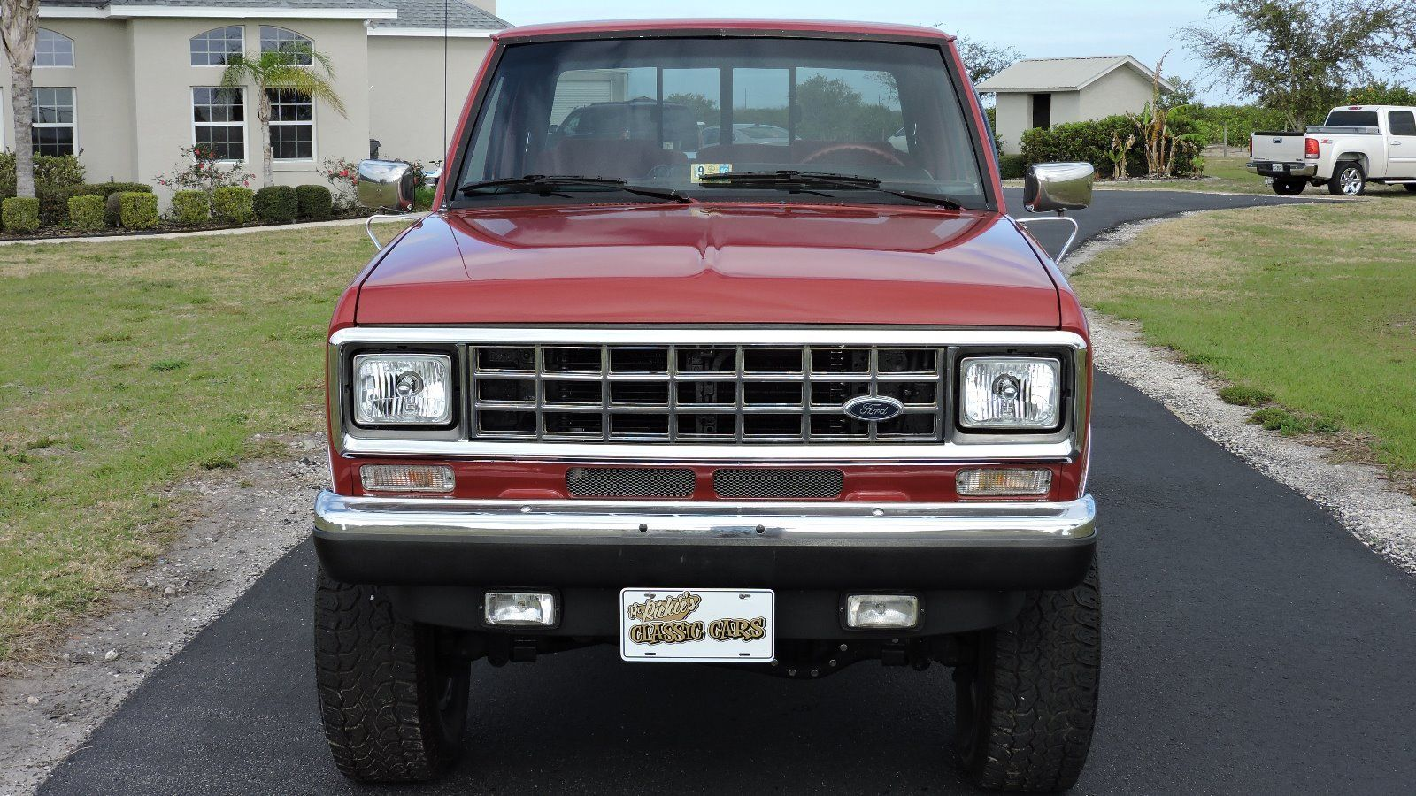 1988 Ford Ranger Xlt 4x4 Lwb V8 Show Truck With Over 30k Spent For 1954 F100 Report This Advert
