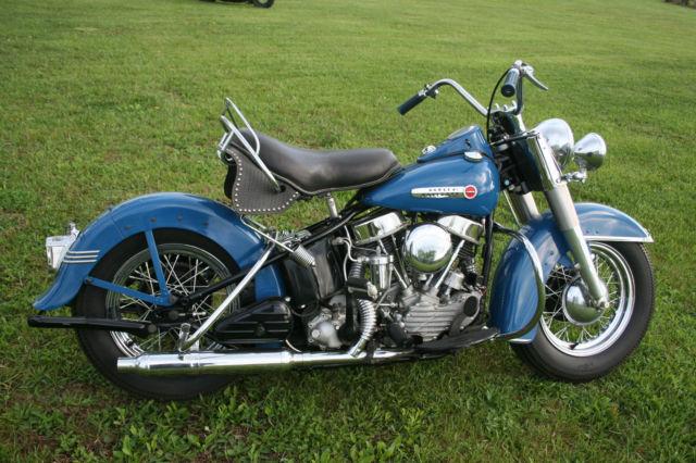 1950 Harley Davidson Panhead For Sale Curtisville