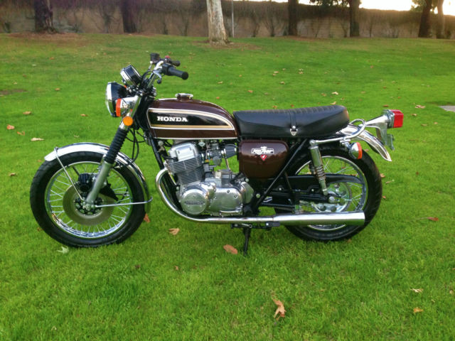1976 Honda CB750 K6 - $400 Shipping to anywhere in continental US
