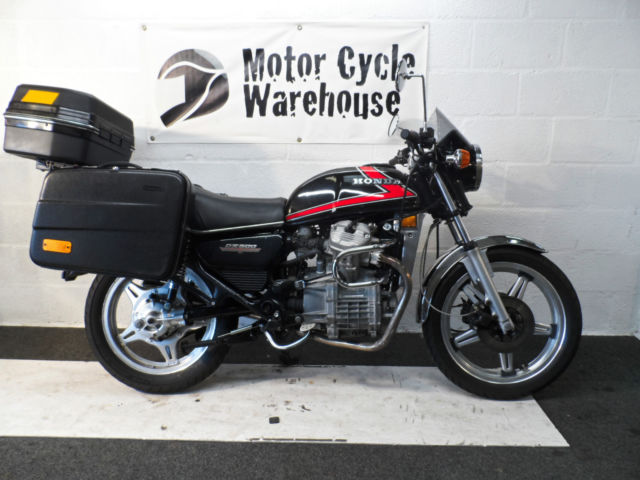 Honda CX500 Black (St No-479)