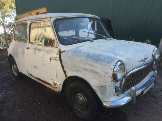 Tvr For Sale Usa >> Morris Mini Minor 1964 complete car,starts easy and runs ...