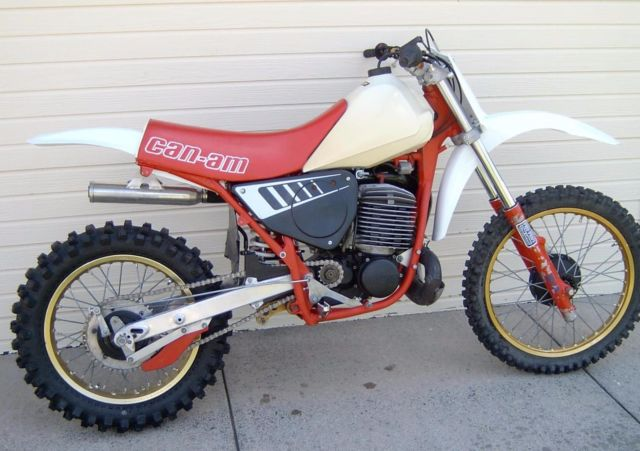 1985 Can-Am  MX500