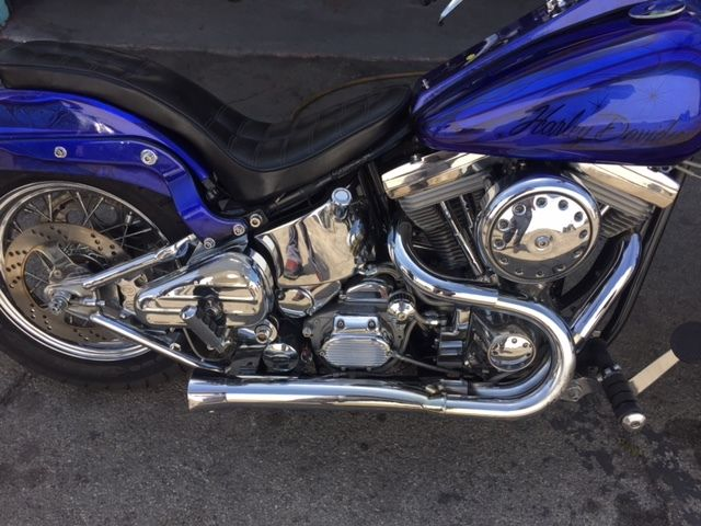 1989 Harley Davidson Softail Custom - FXSTC
