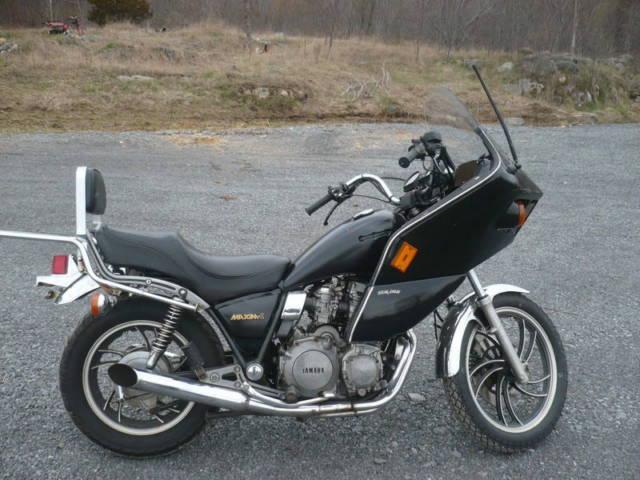 Yamaha: 650 Maxim