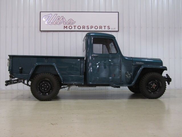 1955 Jeep Willy's Truck