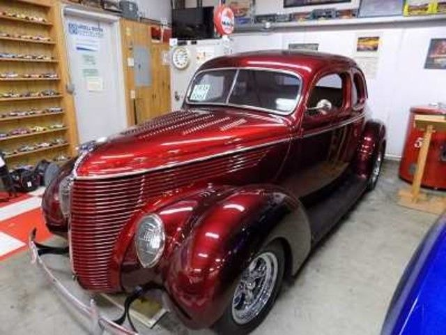 1938 Red - Utah Showroom!