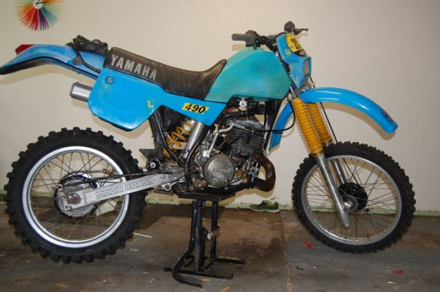 Yamaha IT490 Vinduro