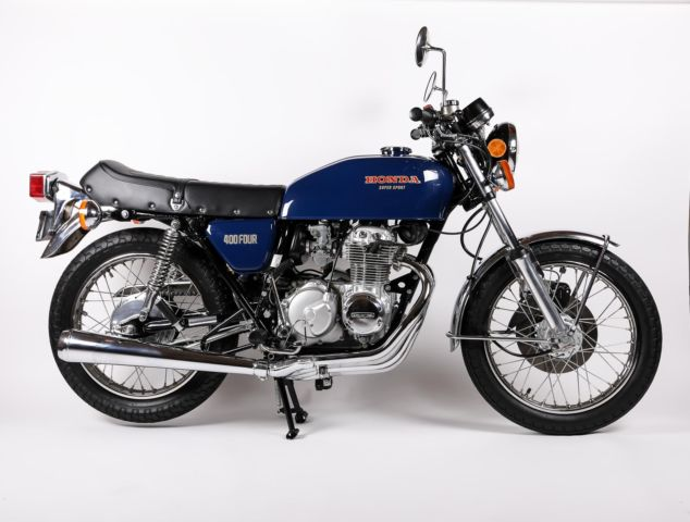 Honda: CB