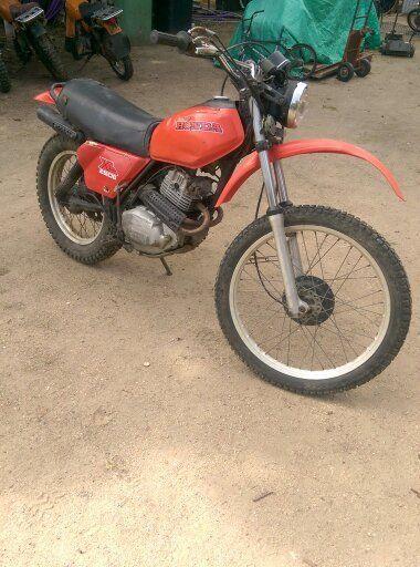 1980 Honda XL250